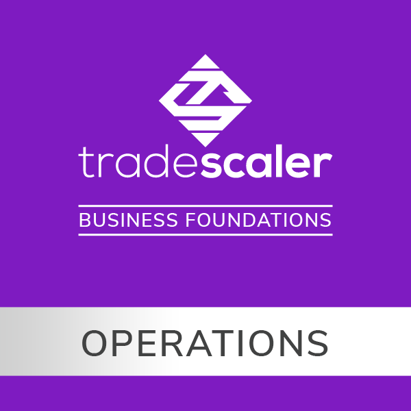Business Foundations - Operations