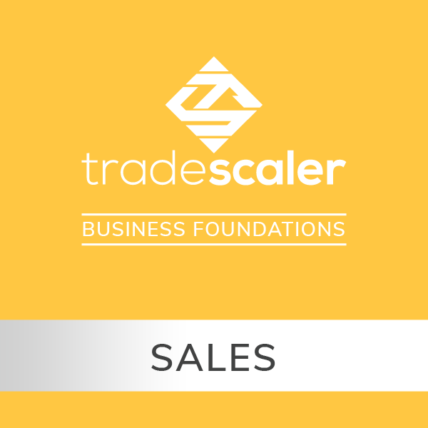 Business Foundations - Sales