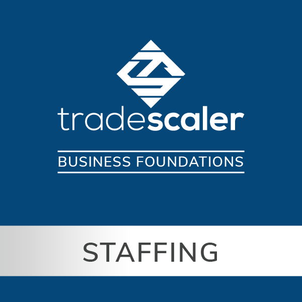 Business Foundations - Staffing