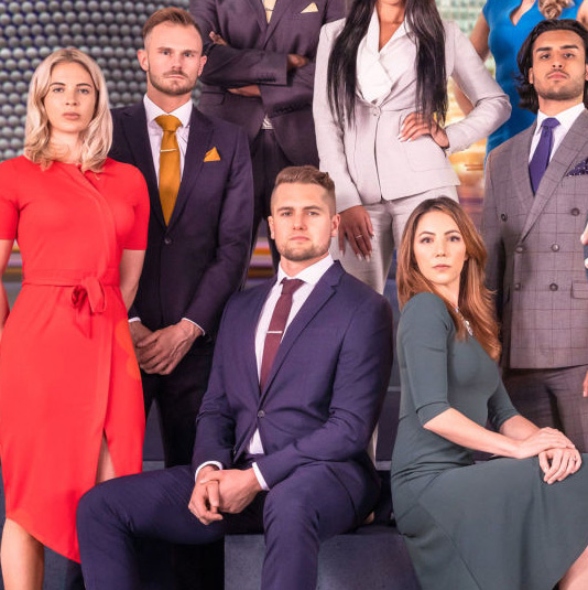 Tom Bunday from The Apprentice Series 14