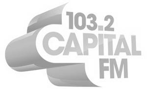 103.2 Capital FM Logo