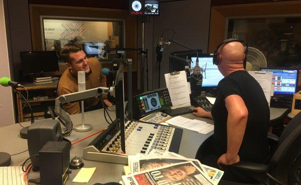 Tom on BBC Radio Solent